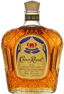Crown Royal Deluxe Canadian Whisky 750 ml