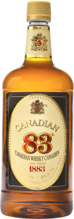 Canadian 83 Canadian Whisky 1.75 Litre